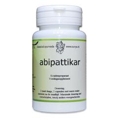 Abipattikar surya (60 capsules)