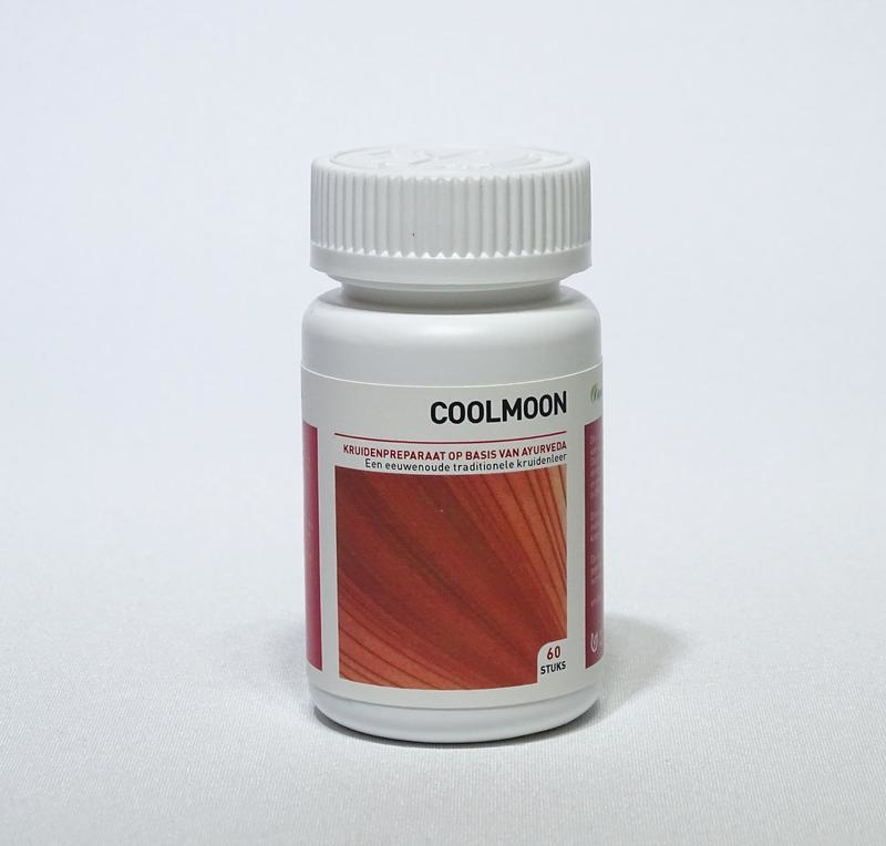 Ayurveda Health Ayurveda Health Coolmoon (60 tabletten)