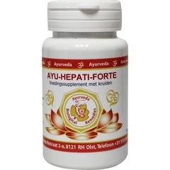 Ayurveda BR Ayu hepati forte (60 tabletten)