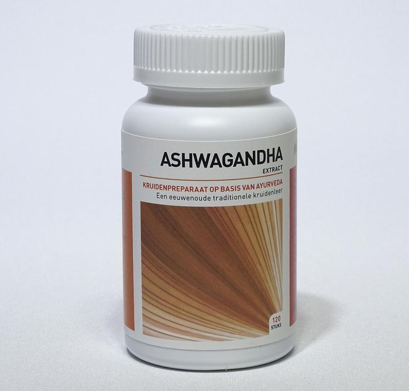 Ayurveda Health Ayurveda Health Ashwagandha withania somnifera (120 tabletten)