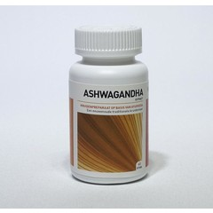 Ayurveda Health Ashwagandha withania somnifera (60 tabletten)