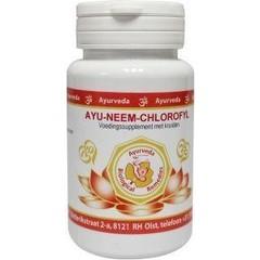 Ayurveda BR Ayu neem chlorofyl 300 mg (60 capsules)