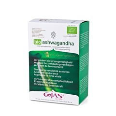 Ojas Bio aswagandha (60 capsules)