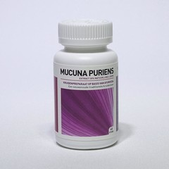 Ayurveda Health Mucuna (60 tabletten)