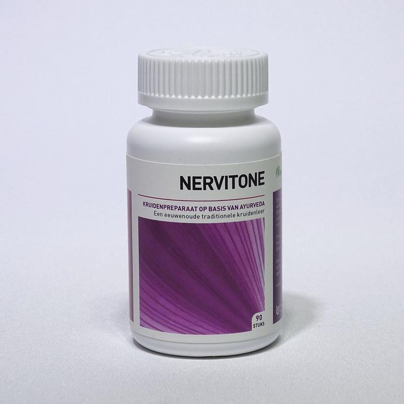 Ayurveda Health Ayurveda Health Nervitone (90 tabletten)