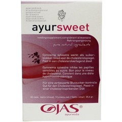 Ojas Ayursweet (60 vcaps)