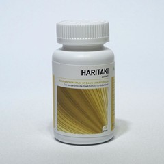 Ayurveda Health Haritaki (60 tabletten)
