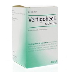 Vertigoheel H (250 tabletten)