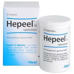 Heel Hepeel H (50 tabletten)