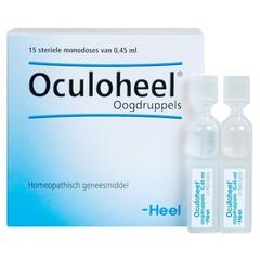 Oculoheel oogdruppels flacons (15 stuks)