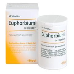 Heel Euphorbium compositum H (50 tabletten)