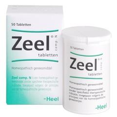 Heel Zeel compositum N (50 tabletten)
