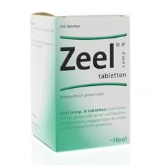 Heel Zeel compositum N (250 tabletten)