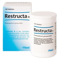 Heel Restructa H (100 tabletten)