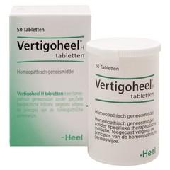 Vertigoheel H (50 tabletten)