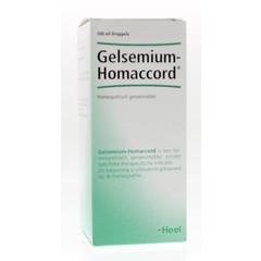 Heel Gelsemium-Homaccord (100 ml)