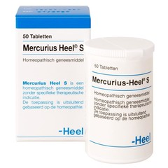 Mercurius-heel S (50 tabletten)