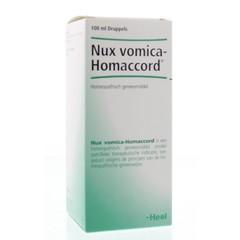 Heel Nux vomica-Homaccord (100 ml)