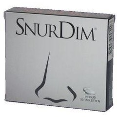 Snurdim (20 tabletten)