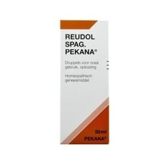 Pekana Reudol spag (apo rheum) (50 ml)