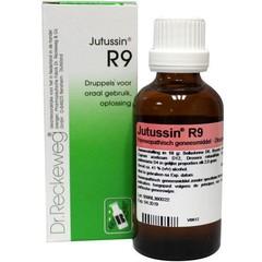 Reckeweg Jutussin druppels R9 (50 ml)