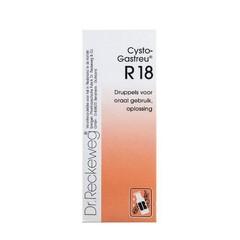 Reckeweg Cysto gastreu R18 (50 ml)