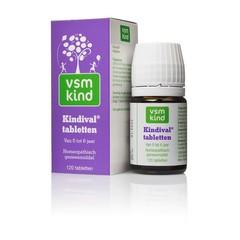 VSM Kindival kind 0-6 jaar (120 tabletten)