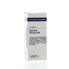 VSM Argentum nitricum D30 (10 gram)