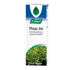A Vogel Thuja D6 (20 ml)