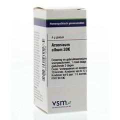 VSM Arsenicum album 30K (4 gram)