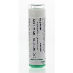 Homeoden Heel Aurum metallicum D12 (6 gram)