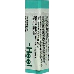 Homeoden Heel Zincum valerianicum 200K (1 gram)