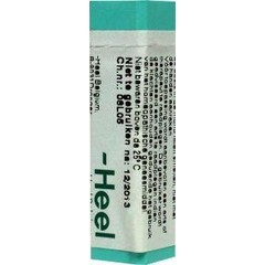 Homeoden Heel Zincum valerianicum MK (1 gram)