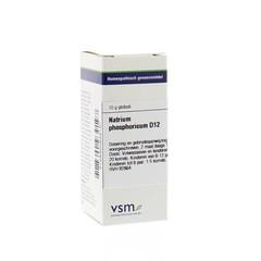 VSM Natrium phosphoricum D12 (10 gram)