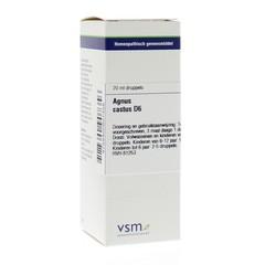 VSM Agnus castus D6 (20 ml)