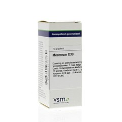 VSM Mezereum D30 (10 gram)