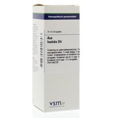 VSM Asa foetida D4 (20 ml)
