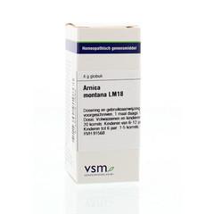 VSM Arnica montana LM18 (4 gram)