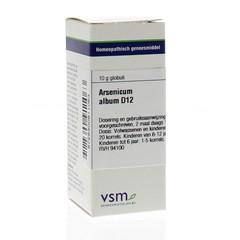 VSM Arsenicum album D12 (10 gram)