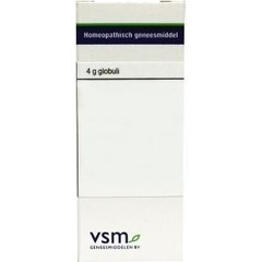 VSM Arsenicum album LM18 (4 gram)