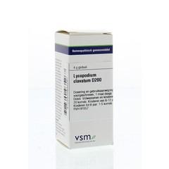 VSM Lycopodium clavatum D200 (4 gram)