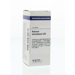 VSM Natrium muriaticum C30 (4 gram)