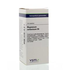 VSM Magnesium carbonicum D6 (200 tabletten)