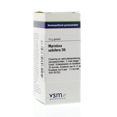 VSM Myristica sebifera D6 (10 gram)
