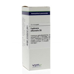 VSM Euphrasia officinalis D6 (20 ml)