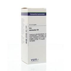 VSM Iris versicolor D4 (20 ml)