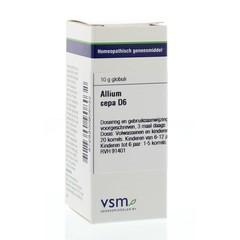 VSM Allium cepa D6 (10 gram)