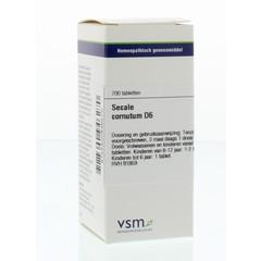 VSM Secale cornutum D6 (200 tabletten)