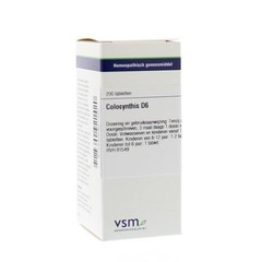 VSM Colocynthis D6 (200 tabletten)