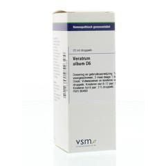 VSM Veratrum album D6 (20 ml)
